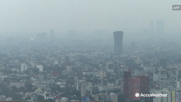 Mexico City lifts pollution alert as air quality improves