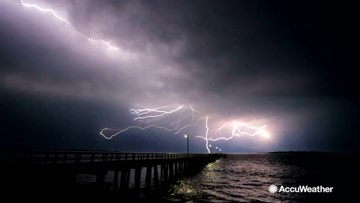 Do thunderstorms affect paranormal activity?