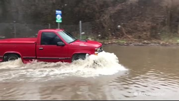Heavy rain and flooding makes Music City singing the blues