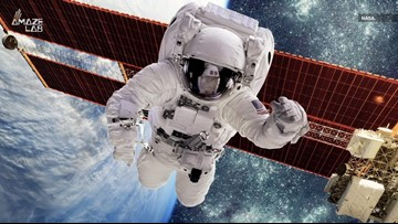 Shaking Astronauts' Legs May Prevent Bone Loss in Space