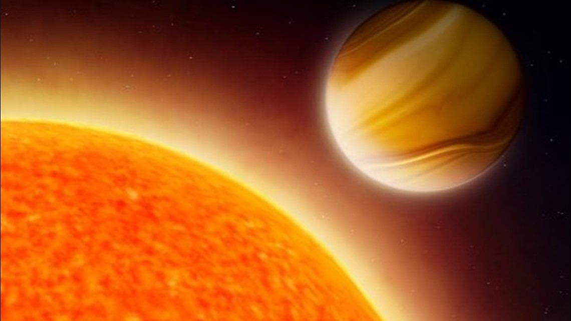 Science Says Water on Exoplanets is Common But Scarce