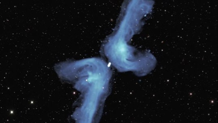 What Exactly Is The Mystery Behind These Odd 'X-Galaxies?'
