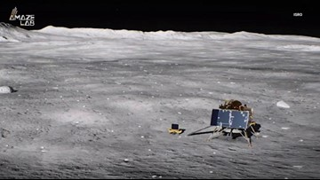 India's Weekend Launch to Make Them Fourth Country on the Moon