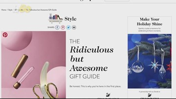 Goop Releases its 'Ridiculous but Awesome Gift Guide'