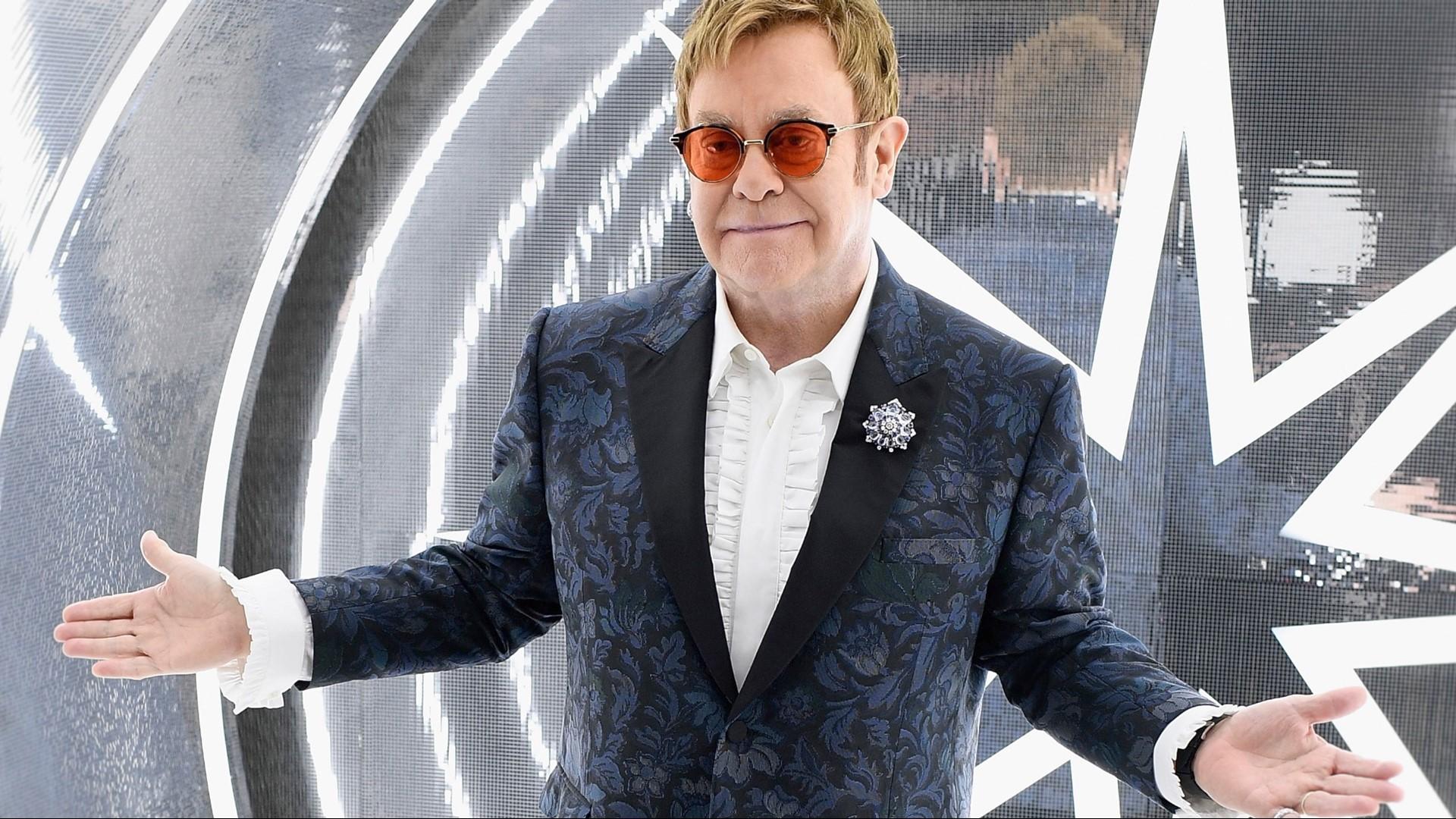 ¡Tiktok y Elton John se unen para luchar contra el VIH!