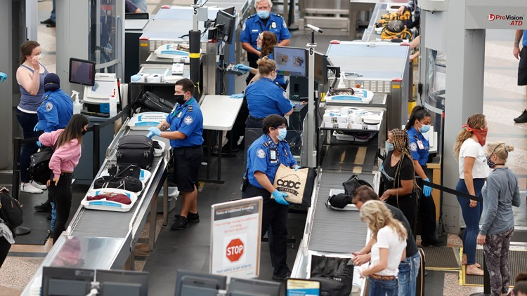 TSA to hire security screening officers at Cleveland Hopkins International Airport
