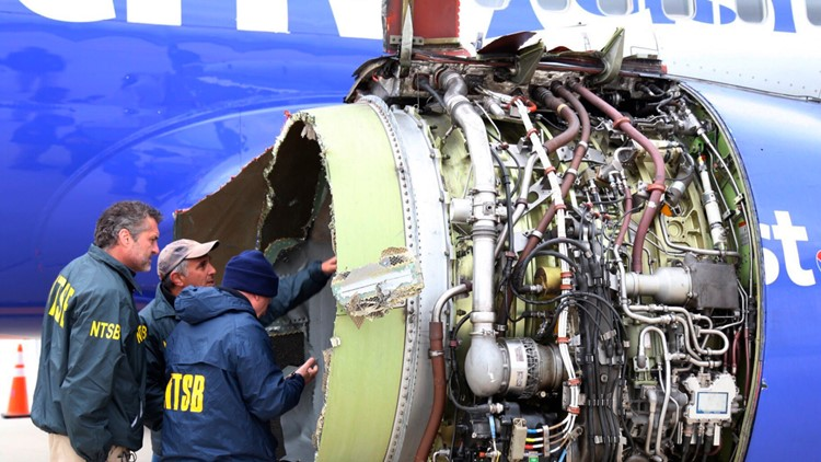 Southwest Fatal Accident NTSB