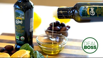 Italian olive oil may soon run out and prices are expected to rise; here's a deal to help you stock up