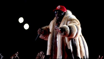 PETA calls out Big Boi for performing in fur coat during Super Bowl