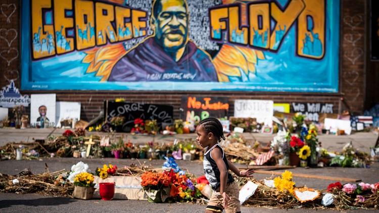 George Floyd's death fueled a year of change