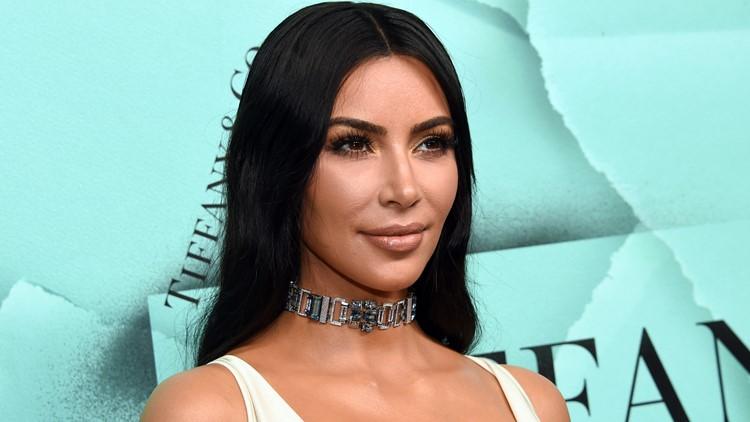 Kim Kardashian West October 2018 AP