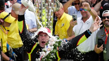 Simon Pagenaud wins 2019 Indianapolis 500