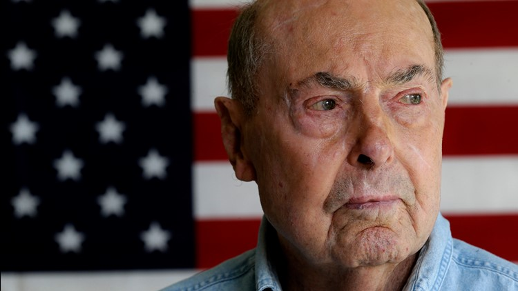 Ray Lambert, D-Day survivor, WWII torchbearer, dies at 100