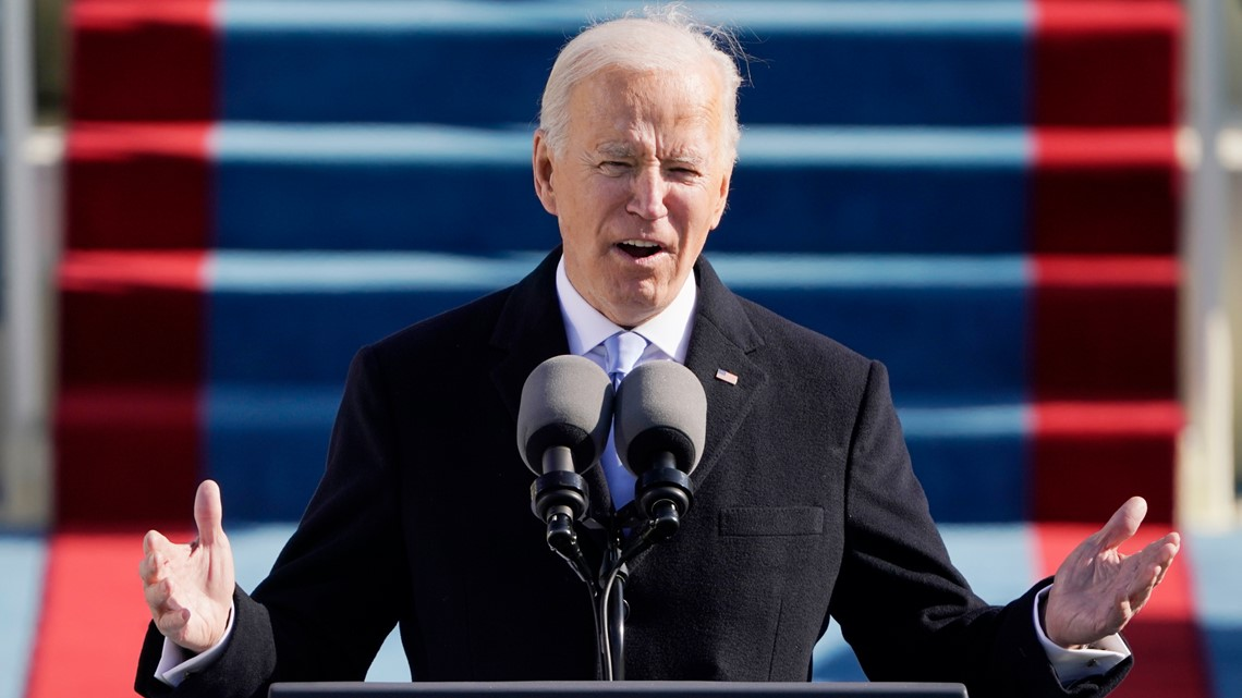 LIVE BLOG | Follow our coverage of Inauguration Day for Joe Biden and Kamala Harris