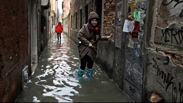 'Venice is on its knees': Dramatic flooding prompts call to protect city