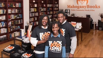 Family brings black literature to African-American community with no bookstores