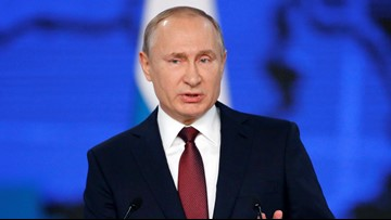 Putin sternly warns US against putting missiles in Europe