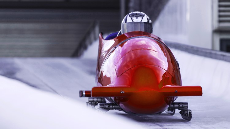 Olympic champion bobsledder hospitalized with COVID-19
