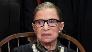Ruth Bader Ginsburg treated for malignant tumor on pancreas