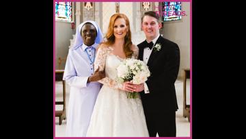 HeartThreads: Nun's sight saved thanks to friend