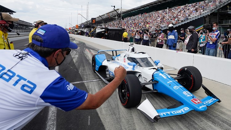NBC hopes for more IndyCar as contract comes to an end