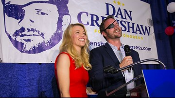 Dan Crenshaw accepts Pete Davidson's apology during surprise 'SNL' visit