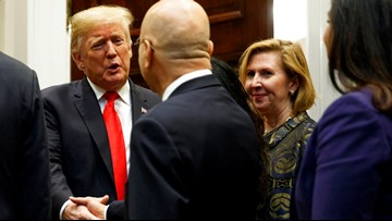Trump reassigns Mira Ricardel, the deputy national security adviser the first lady wanted