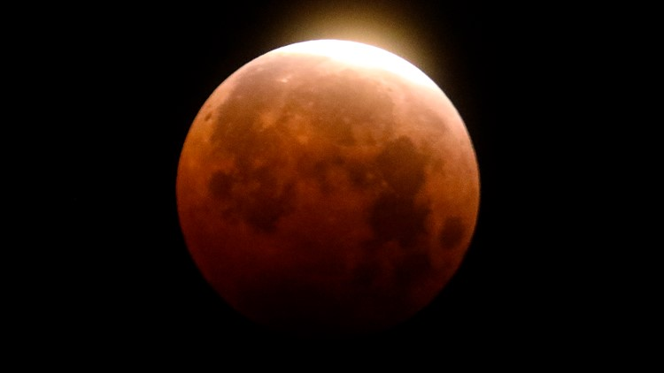'Super Flower Blood Moon': Re-watch this morning's total lunar eclipse