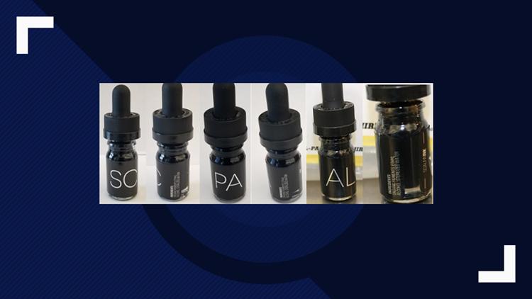 Scalpaink ink tattoo recalls FDA