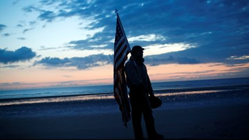 Leon Bibb: Reflecting on D-Day 75 years ago and recalling the stories a soldier father told his young son about World War II
