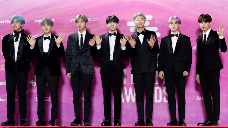 K-pop group BTS breaks YouTube record for most viewed 24