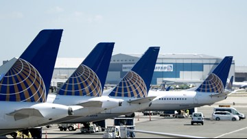 United Airlines to discontinue direct flights from Cleveland Hopkins Airport to Reagan National and LaGuardia