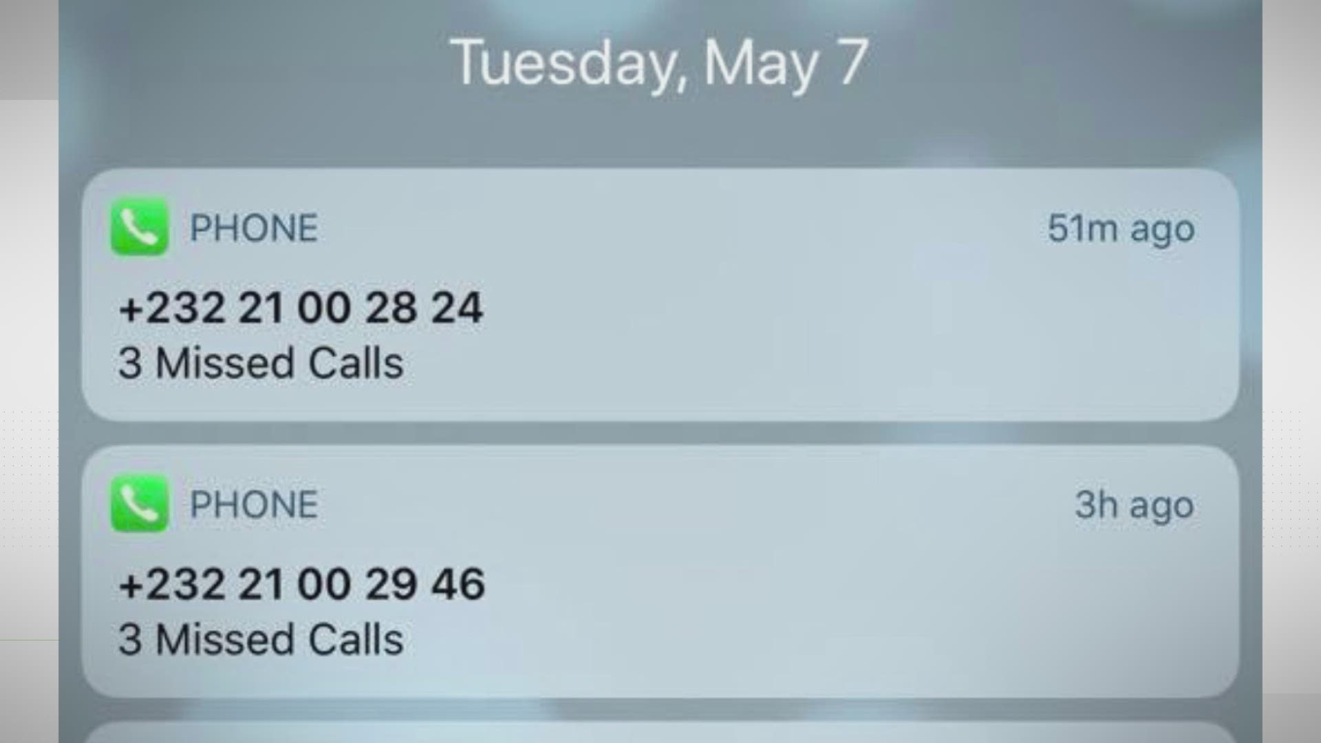 What You Need To Know About The One Ring Or Wangiri Robocall Scams Wkyc Com