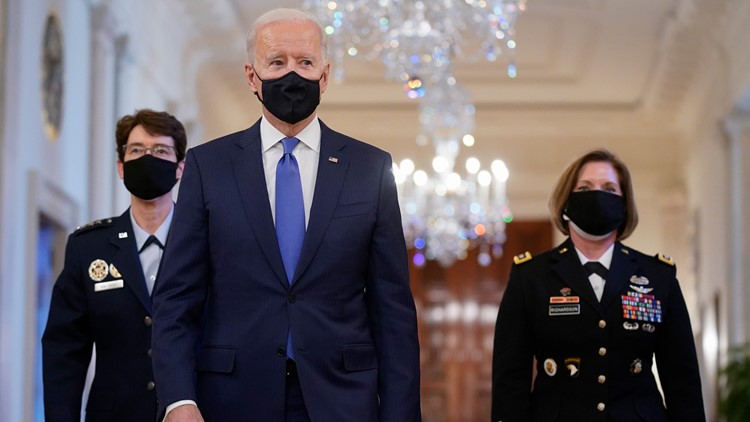 President Biden nominates two female generals to 4-star commands