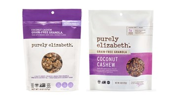 Purely Elizabeth recalls granola products for possibly