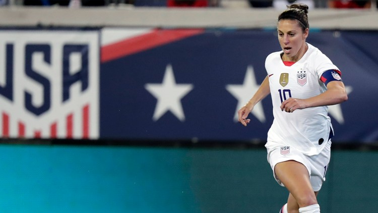 U.S. Women's National Soccer Team to face Paraguay at Cleveland's FirstEnergy Stadium