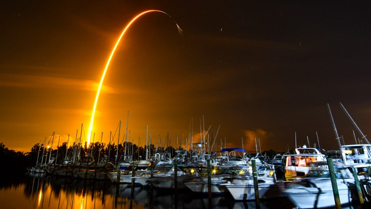 SpaceX launches ants, avocados, robot to International Space Station