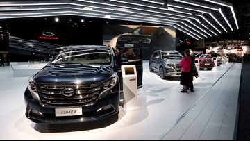How to find your dream car at an auto show