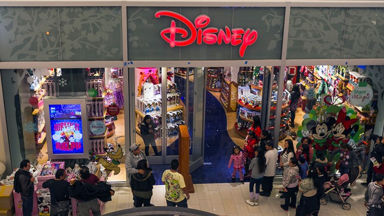 See which Disney Stores in the US are closing