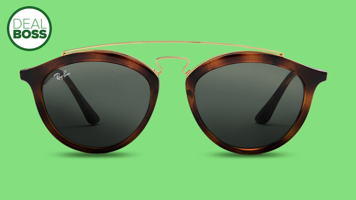 758667ce79 Ray-Ban sunglasses are half price in a spring sale today