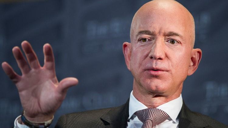 Jeff Bezos Amazon Impact