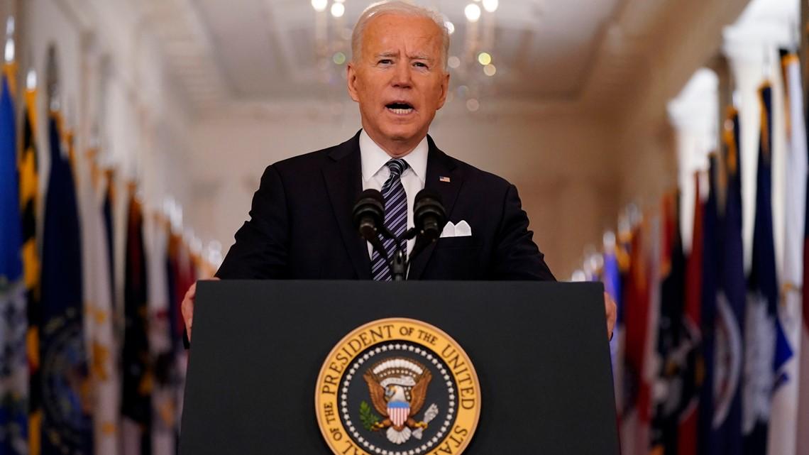 President Biden to address nation, highlight year of COVID-19