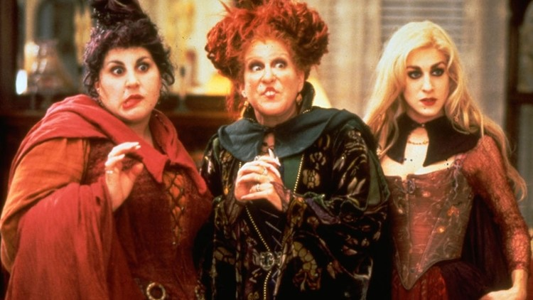 What's the full schedule for Freeform's 31 Nights of Halloween? 'Hocus Pocus' to air 14 times