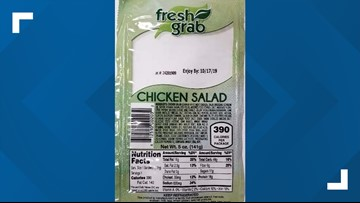 Lipari Foods recalls chicken salad products over Listeria concerns