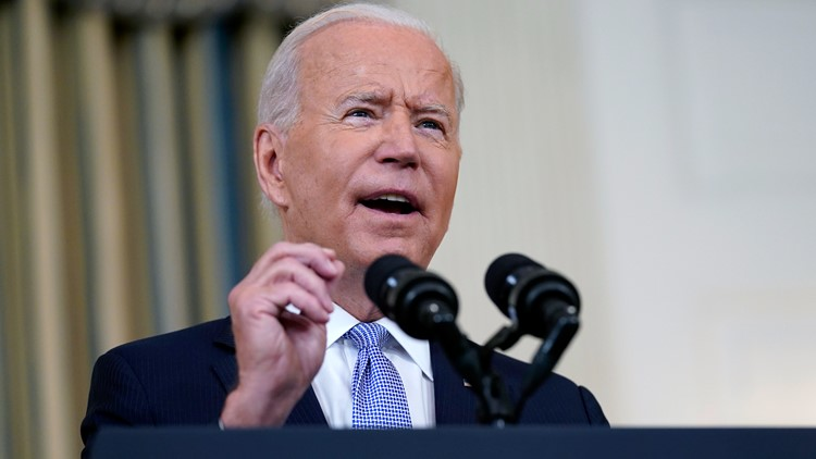 Biden confirms he will receive jab as CDC leader adds people with risky jobs to COVID booster list