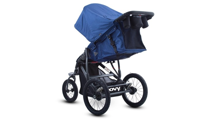 Is this your jogging stroller? It has been recalled because the wheel can fall off