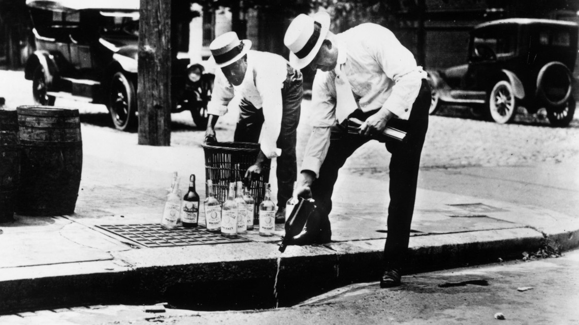 100 years since Prohibition: 5 things you may not know about the