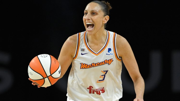 WNBA playoff semifinals all even, shifts to Chicago, Phoenix