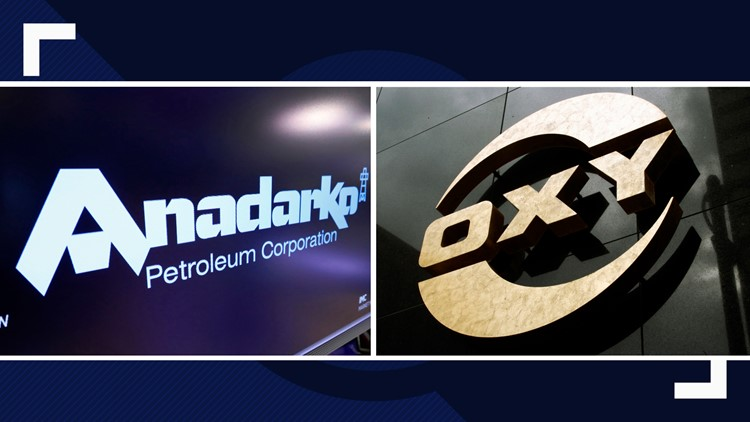 Occidental makes competing offer for Anadarko Petroleum