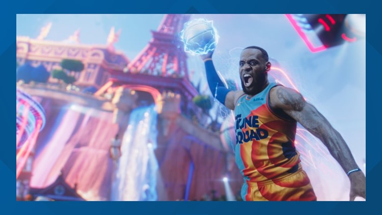 'I'm just super hype right now'   Akron native LeBron James shares excitement over 'Space Jam: A New Legacy' release